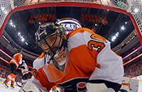 Илья Брызгалов, НХЛ, Филадельфия