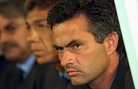 Жозе Моуринью, Бенфика, Лига чемпионов, высшая лига Португалия, Манчестер Юнайтед