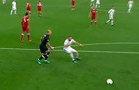Кариус ошибся так, словно он вратарь из FIFA 18
