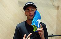 Дани Алвес, Nike, стиль, Неймар