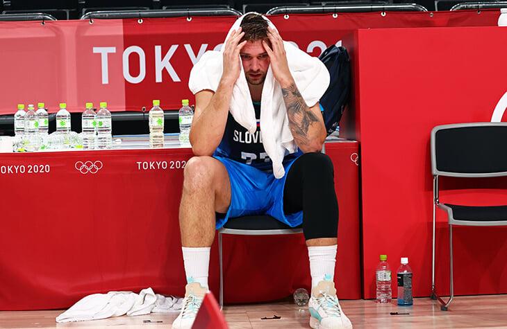 Трагедия Словении и Луки Дончича – единственное, ради чего нужен был баскетбол в Токио