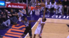 Trevor Ariza hammers it home