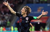Сборная Хорватии по футболу, ЧМ-2018, Лука Модрич, Тоттенхэм, Реал Мадрид