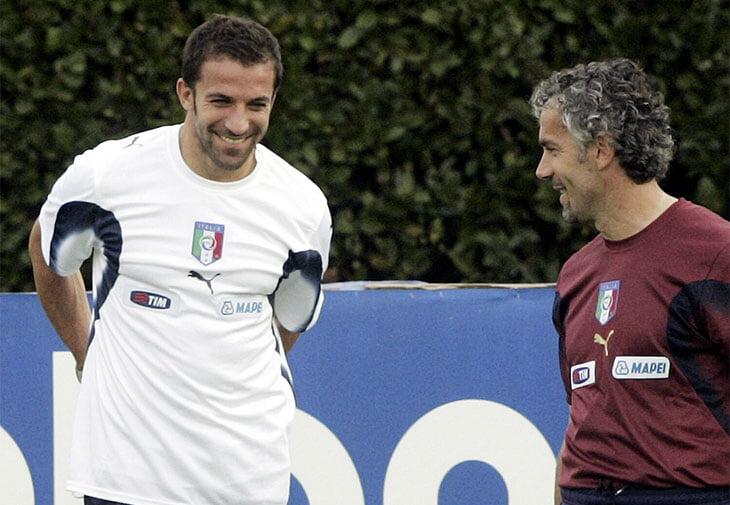 Евро-2008 – последний большой турнир Дель Пьеро. В решающий момент он не послушал тренера и подвел Италию