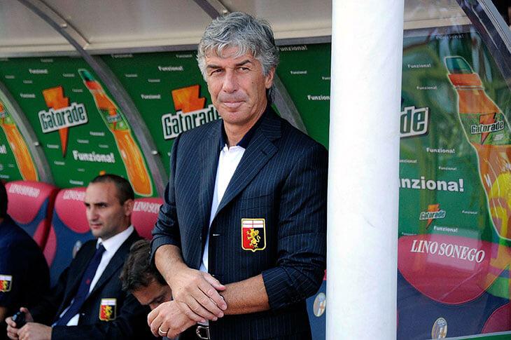 Гасперини работал в «Ювентусе» (только с молодежью) и «Интере» (уволили после 5 матчей), но грандом для него стала «Аталанта»