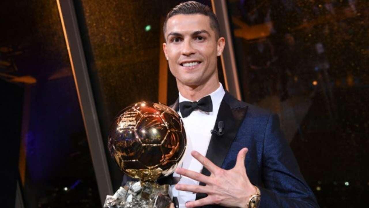 Агент Роналду Мендеш: Криштиану  лучший игрок в истории. Он должен выиграть Золотой мяч