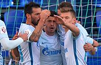 Премьер-лига Россия, Спартак, ЦСКА, Зенит