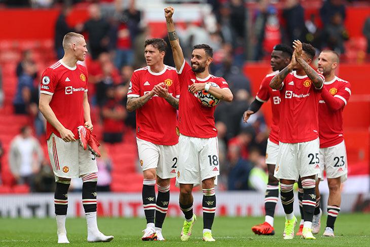 «Юнайтед» разгромил «Лидс» 5:1, а фанаты (и журналисты!) плакали от счастья из-за возвращения на стадион