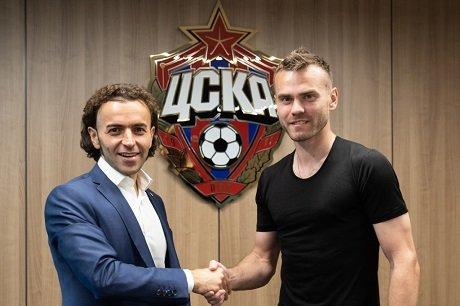 Акинфеев продлил договор сЦСКА до 2022-ого