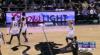 Big dunk from Jeff Teague