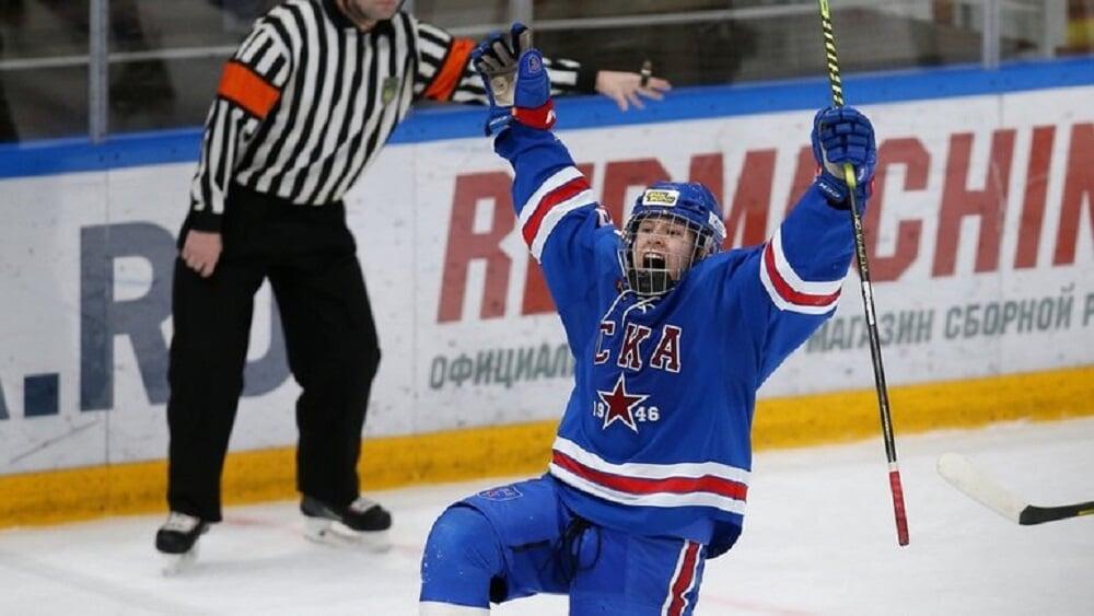 Дебют 16-летнего Мичкова в КХЛ: 4 броска, 13 минут на льду, не забил выход один на один