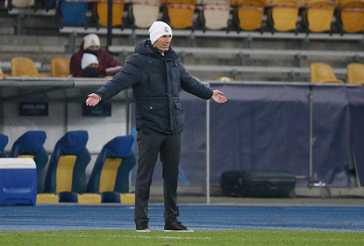 «Реал» опять проиграл «Шахтеру»: Модрич и Кроос жаловались на психологию, Зидана спросили об отставке