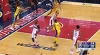 John Wall with the big dunk