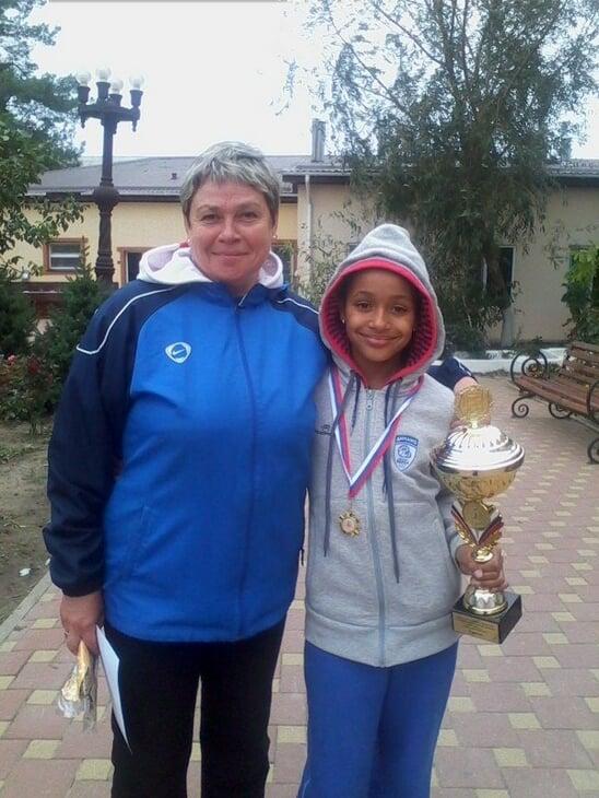 В сборной России 15-летний талант. Что нужно знать об Анастасии Косу