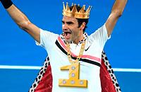 Федерер снова первая ракетка мира. Король тенниса