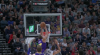 Rudy Gobert slams home the alley-oop