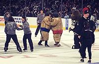 Staples Center, НХЛ, болельщики, Лос-Анджелес