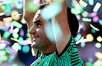 Роджер Федерер, ATP, рейтинги