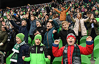 17 тысяч человек на матче основы и молодежки «Краснодара». Неплохо!