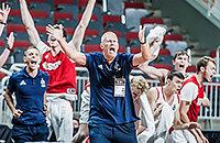 молодежный ЧЕ-2018, молодежная сборная Литвы, молодежная сборная России