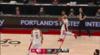 Damian Lillard with 36 Points vs. Atlanta Hawks