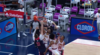 Alex Len with the huge dunk!