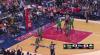 John Wall with 12 Assists  vs. Boston Celtics