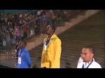 Happy birthday, Usain Bolt - 200m Medal Ceremony (BBC) 21.08.09