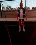 """Алина Мананникова on Instagram: """"Три года назад я в первые попала на матч Зенита, на игру с Краснодаром. Тогда я ещё была совсем ребенком, а теперь мне уже 7 лет. И в этом…"""""""