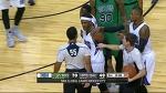 Rondo Gets Ejected - (Celtics Vs Kings @ Mexico City - Dec 3 - 2015)