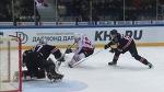 Nikolai Lemtyugov goes toe-drag for a beaut
