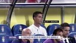 """Cristiano, muy enfadado en el banquillo tras su cambio: """"Su p*** madre"""""""
