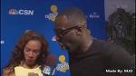 Draymond Green Talks Trash After The 2016 NBA Finals!!