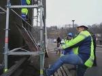 В литовском Каунасе разрушили советский мост в преддверии Дня независимости - Телеканал «Звезда»