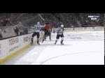 Nikita Zadorov hit on Perry