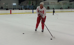 Jordan Staal Gets Back on the Ice