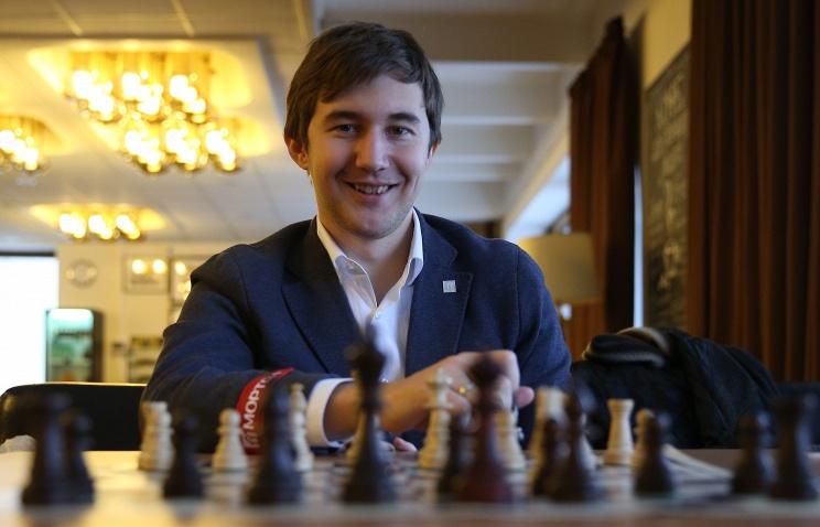 Сергей Карякин: «Я еще не видел азербайджанца, который поддерживал Карлсена» - ФОТО - ВИДЕО