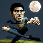 Архивы PANINI. Хуан Роман Рикельме - This Sporting Life - Блоги - Sports.ru