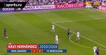 Ретро дня. Магия Хави и Роналдиньо в матче с «Реалом»