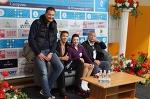 Екатерина Боброва и Дмитрий Соловьев успешно начали свое выступление в Сызрани