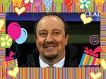 Tanti auguri Rafael Benitez
