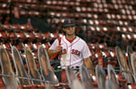 Red Sox trade Andrew Benintendi to Royals in three-team deal