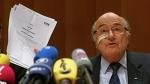 Блаттер заявил, что чемпионаты мира по футболу не покупаются и не продаются