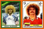 Архивы PANINI. Карлос Вальдеррама - This Sporting Life - Блоги - Sports.ru
