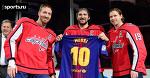 «Барселона» поздравила Овечкина с завоеванием Кубка Стэнли