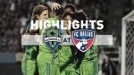 Highlights: Seattle Sounders FC at FC Dallas | 2016 MLS Cup Playoffs