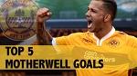 Top 5 Motherwell Goals - Season 2014/15