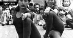 Черно-белые (и цветные) лики советского спорта - 135