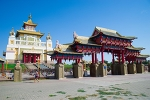 Десять причин побывать в Калмыкии