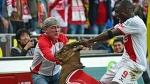 Священные рога. Как футболист «Кельна» отпраздновал гол с козлом - So gehen die Deutschen - Блоги - Sports.ru
